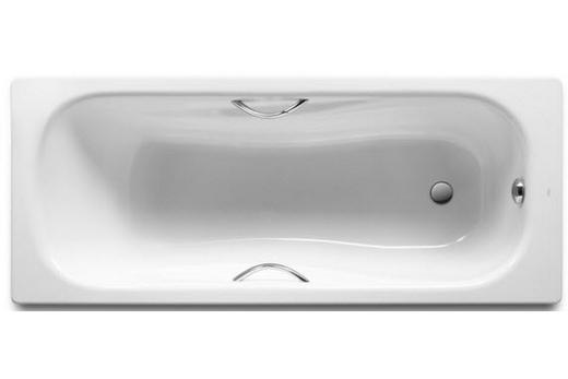Стальная ванна Roca производства Испании