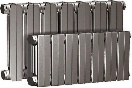 Современные батареи из чугуна