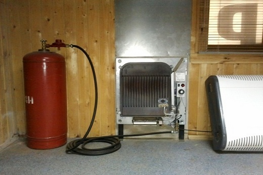 На сниженном газе конвектор газовый