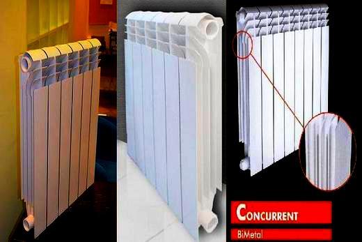 Sira concurrent 500 радиаторы