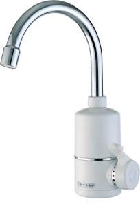 Смеситель со встроенным электрическим водонагревателем, фото