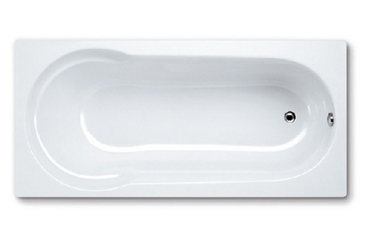 Ванна эмалированная стальная
