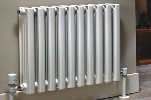 Прибор инновационной линии - радиатор из алюминия марки Глобал серии EKOS