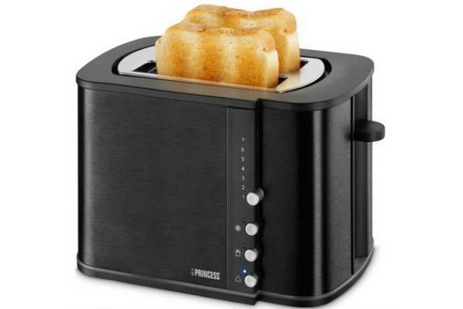 Автоматический тостер, фото