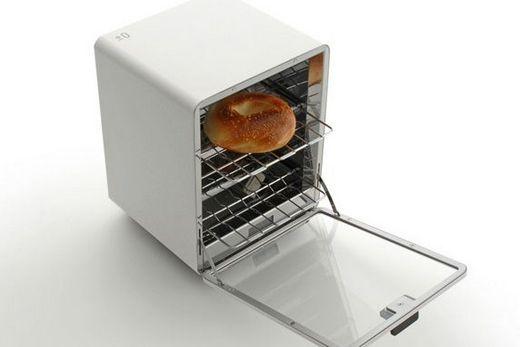 Тостер-духовка в интерьере