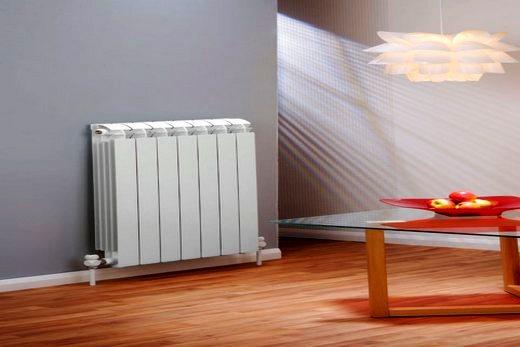 Глобал вип радиатор из алюминия