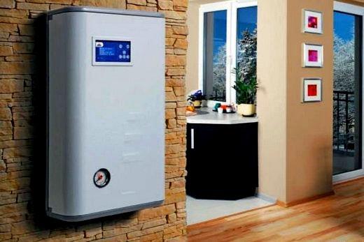 Отопление электрического типа