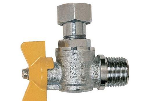 Itap - угловой газовый кран