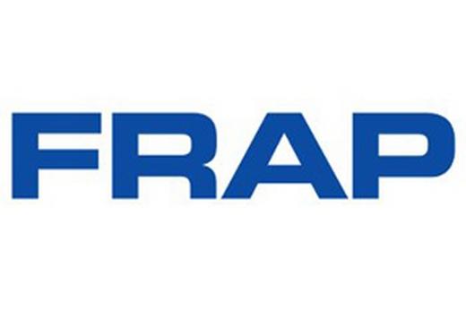 Логотип компании Frap, фото