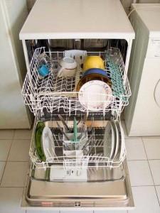 Отдельностоящая посудомоечная машина 45 см шириной, фото