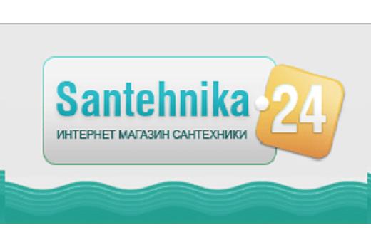 Логотип интернет-магазина Сантехника-24