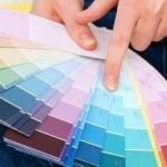 Выбор цвета для покраски потолка