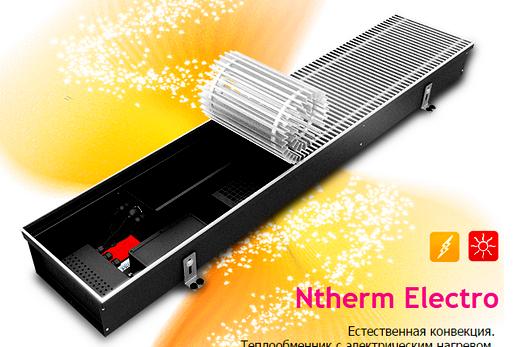 Встраиваемый электрический радиатор отопления