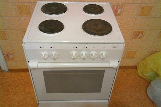фото 58 Кухонная электрическая плита ЗВИ