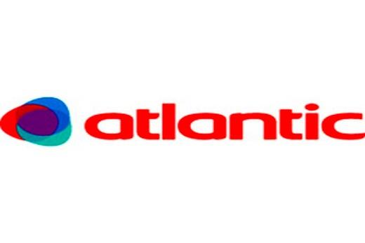 Atlantic -логотип конвекторов электрического типа