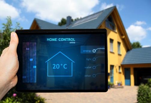 Дом с климат-контролем