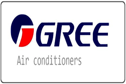 Логотип фирмы Gree