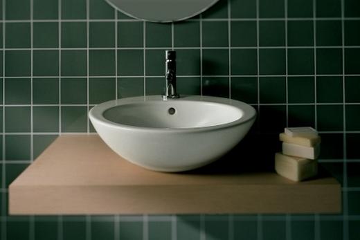 Накладная раковина для ванной комнаты