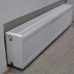 Стальной радиатор панельного типа