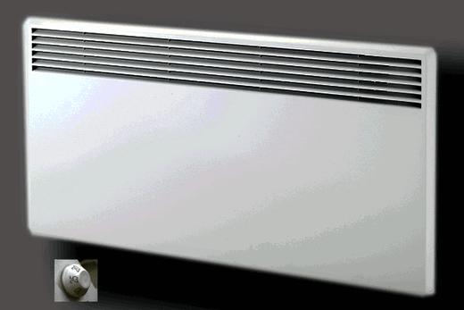 Конвекторный обогреватель на стену