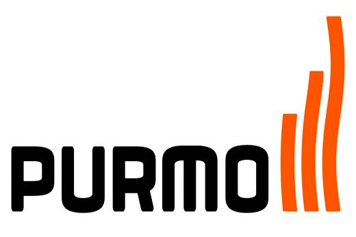 Логотип фирмы Purmo