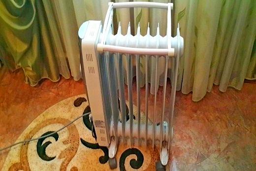 Polaris радиатор масляного типа с полотенцесушителями