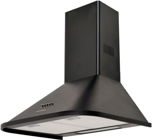 Кухонная вытяжка Pyramida N 60 Black