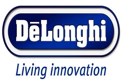 Логотип фирмы Delonghi