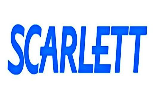 Логотип фирмы Scarlett