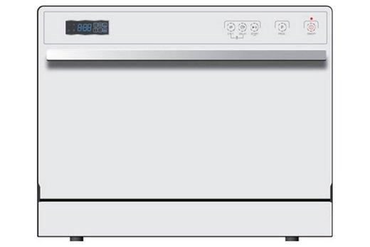 Компактная посудомоечная машина Delonghi DDW05T Pearl, фото
