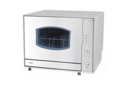 Компактная посудомоечная машина Elenberg DW-610, фото