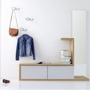 Бренд Sudbrock. Комплект мебели для прихожей Sento 14