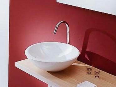 Раковина для ванной комнаты, фото