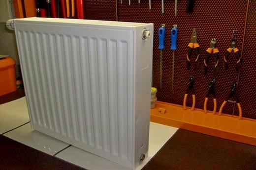 Выставка радиатора марки Purmo
