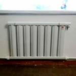 Радиатор отопления вакуумного типа