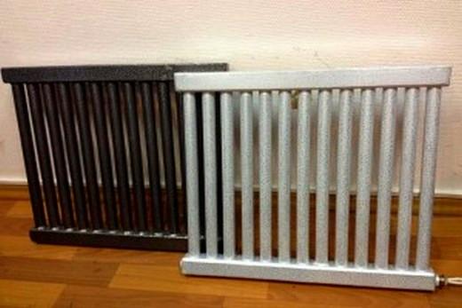 Модели вакуумных радиаторов