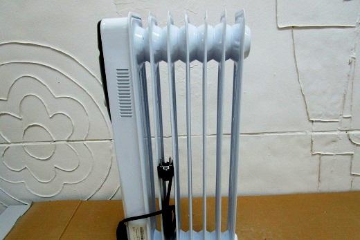 Для отопления холла общественного здания применяется Electrolux масляный радиатор