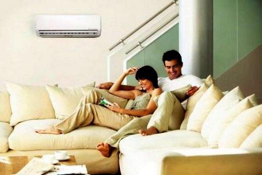 В квартире с климат-контролем комфортнее, чем с кондиционером
