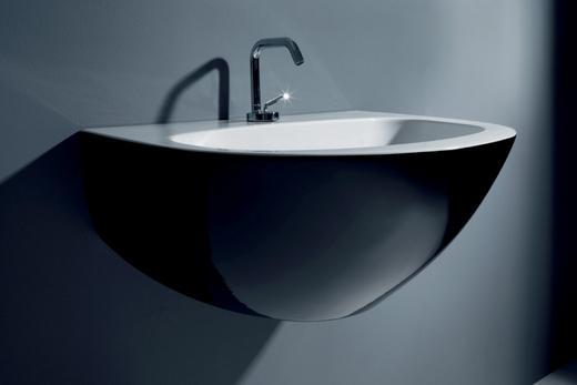 Подвесная раковина для ванной комнаты