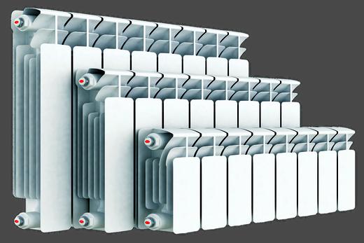 Rifar Base радиаторы биметалл
