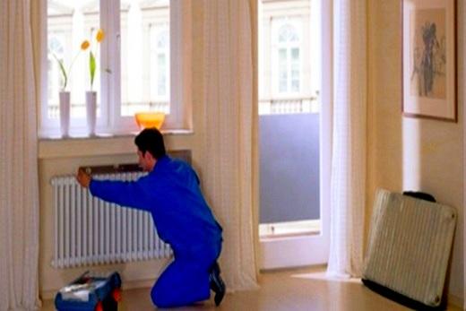 Радиатор: расчет его секций