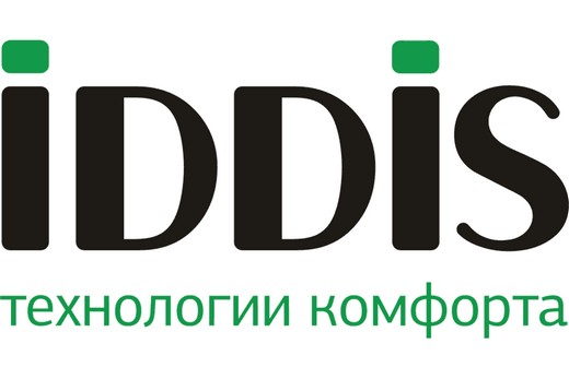 Логотип Iddis, фото