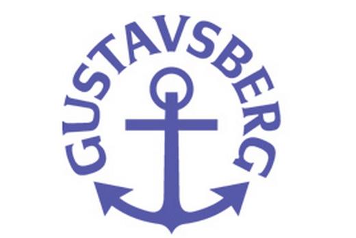 Логотип компании Gustavsberg, фото