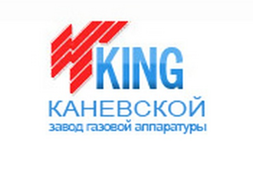 Логотип плит King