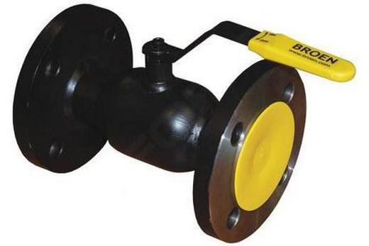 Фланцевый шаровой кран Ballomax