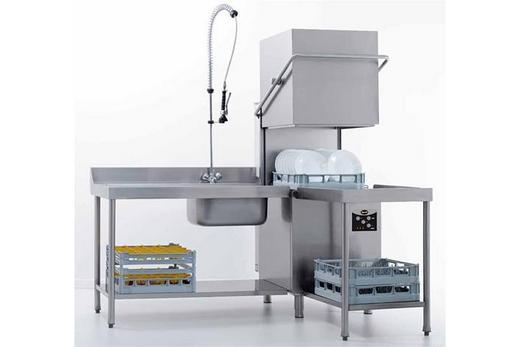 Купольная посудомоечная машина Apach AC 800