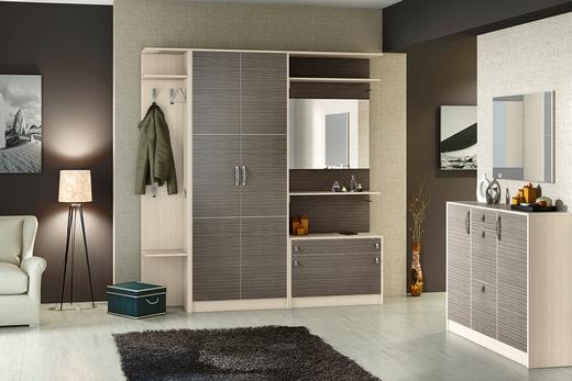 Набор мебели для прихожей «Нова»