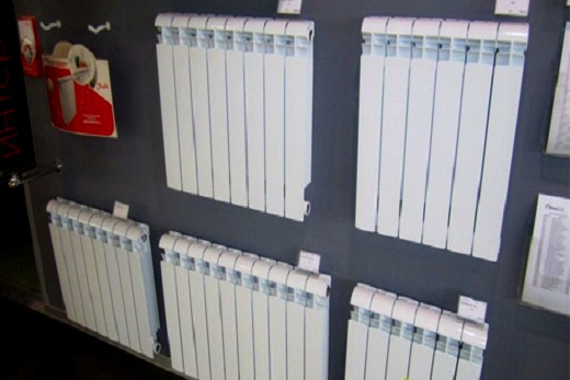 Магазин радиаторов марки Rifar Forza