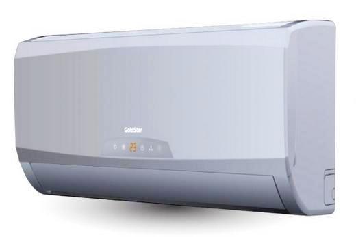 GoldStar бытовой кондиционер оснащен опцией самодиагностики