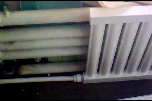 Вакуумный радиатор: его подключение с жидким теплоносителем